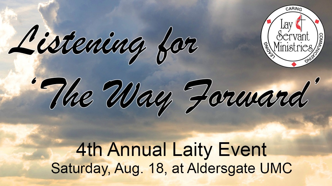 4th annual Laity logo