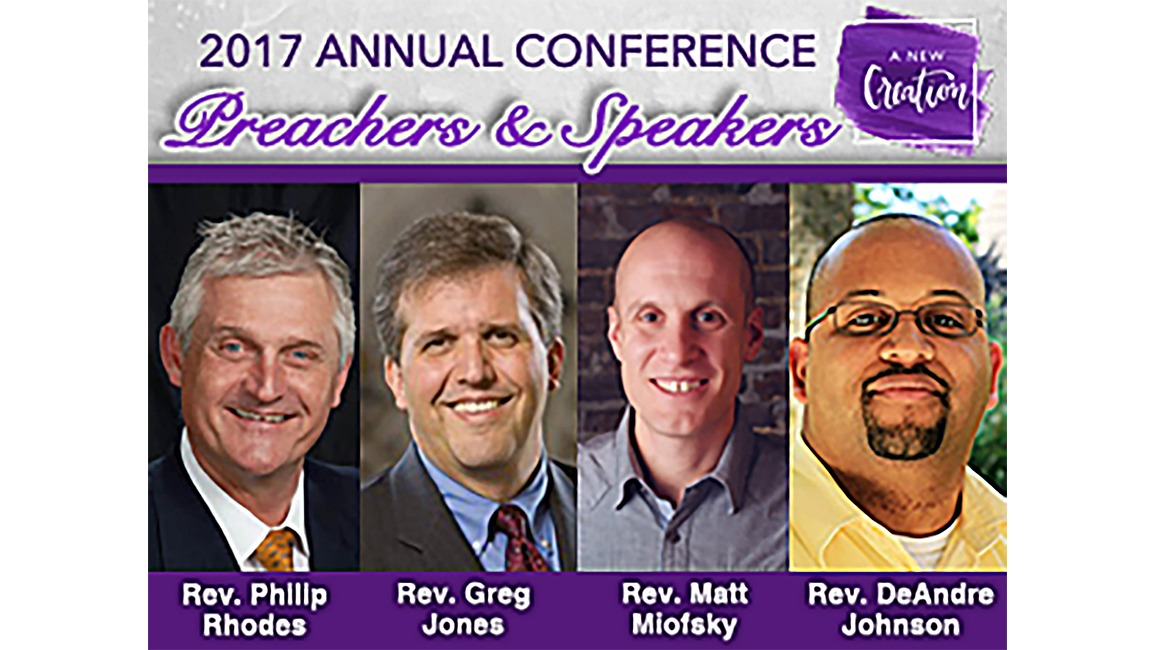 2017 Annual Conference speakers