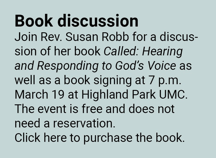 Book discussion info
