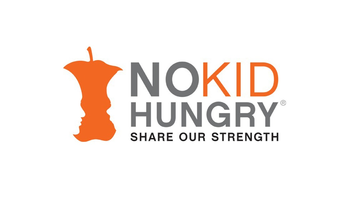 No kid hungry banner