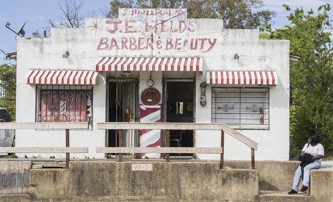 Barber Shop South Dallas