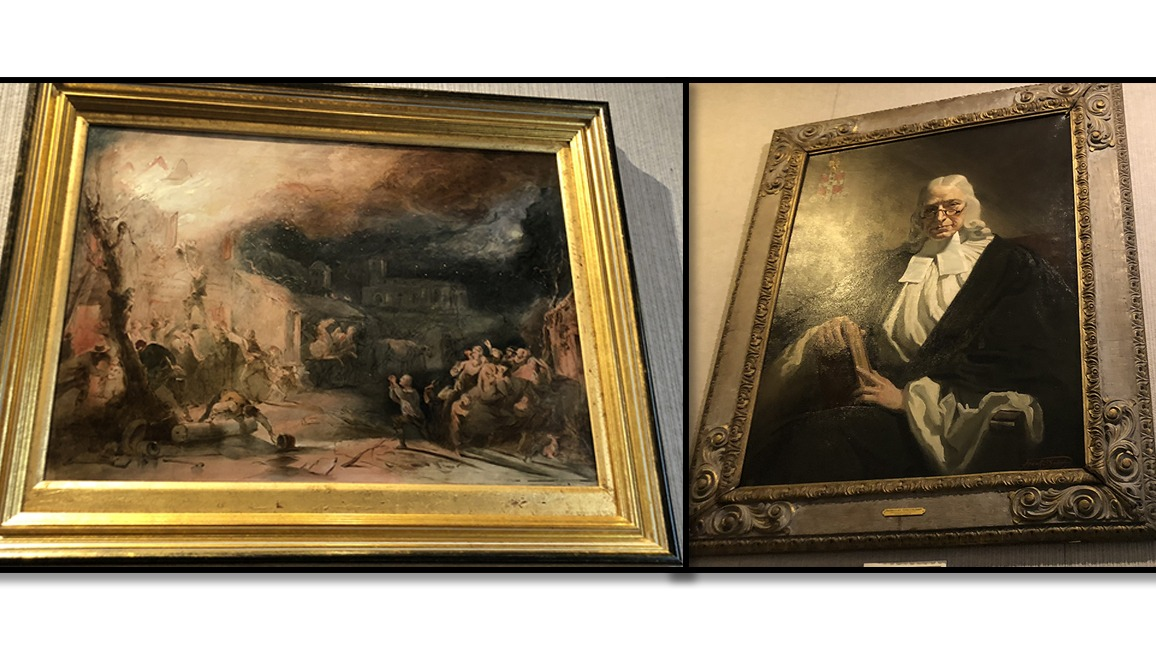 Bridwell Paintings
