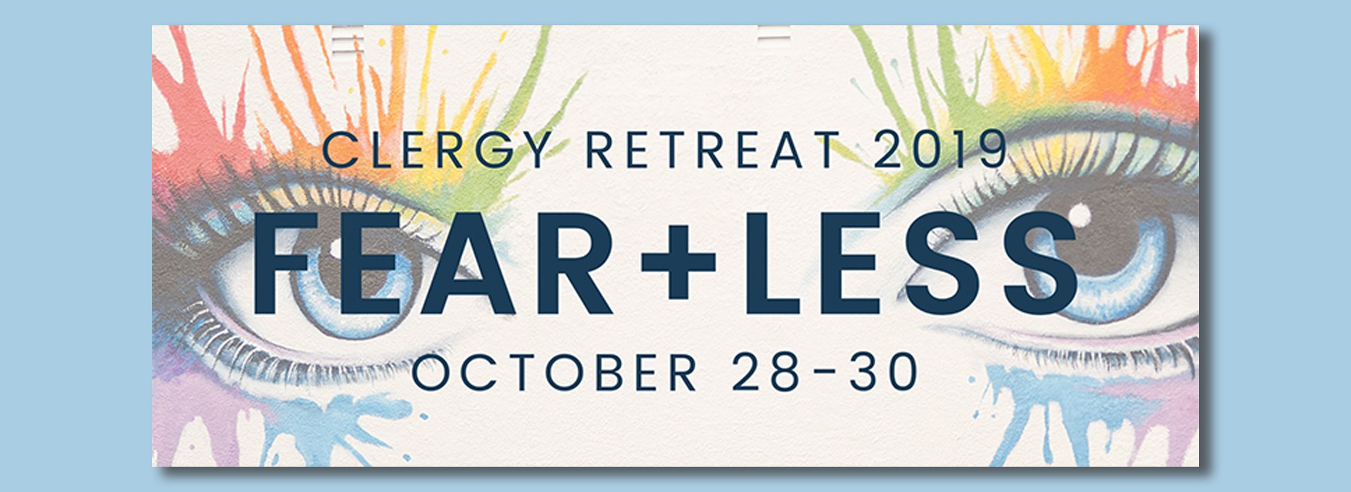 clergy retreat logo