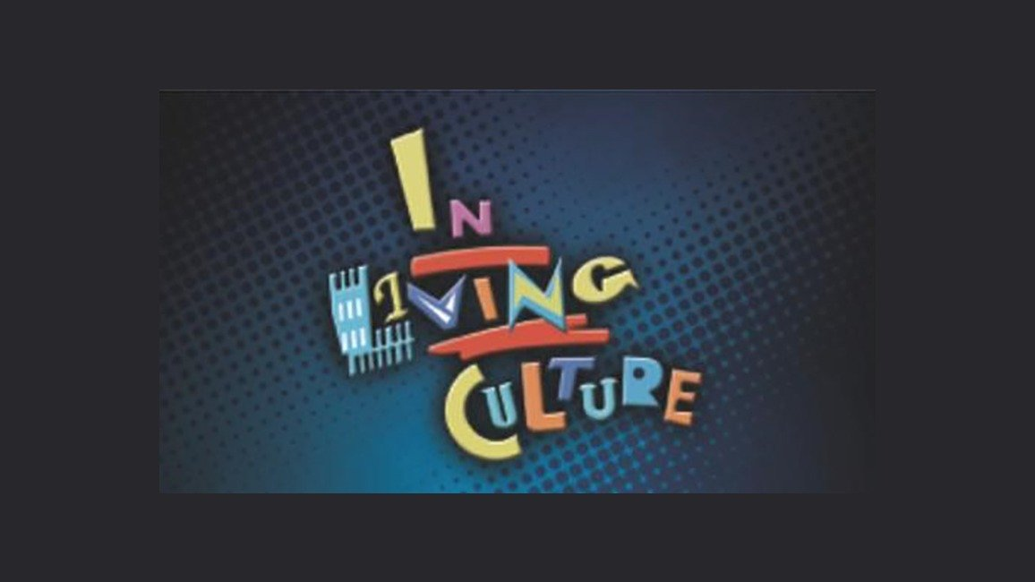 In Living Culture logo