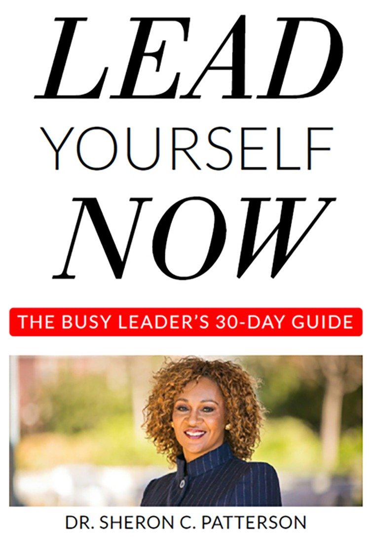 Lead Yourself Now book cover