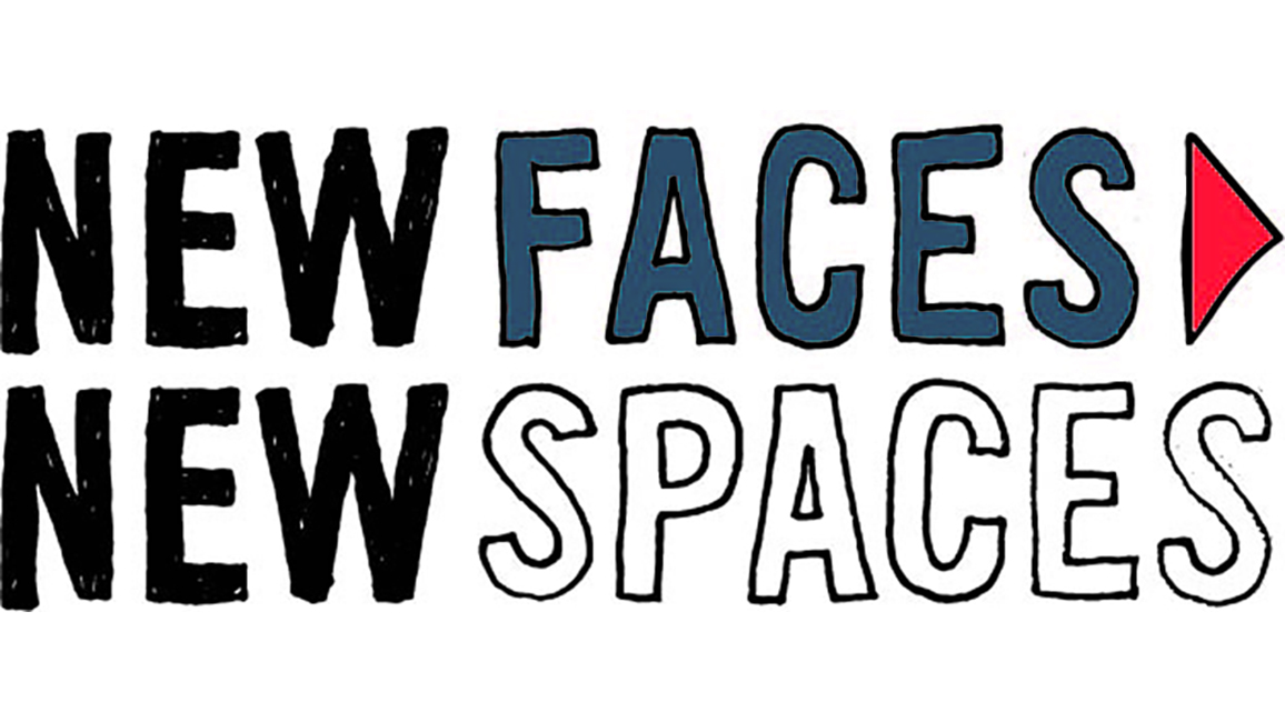 New Faces New Spaces logo