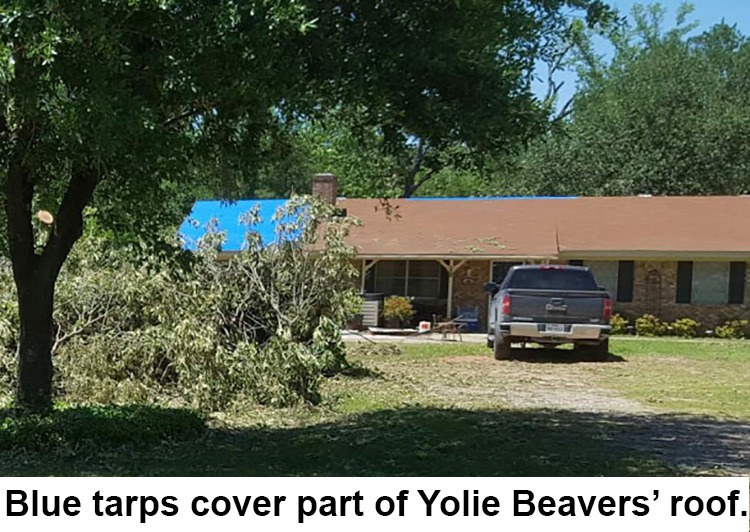 Yolie Beavers' house