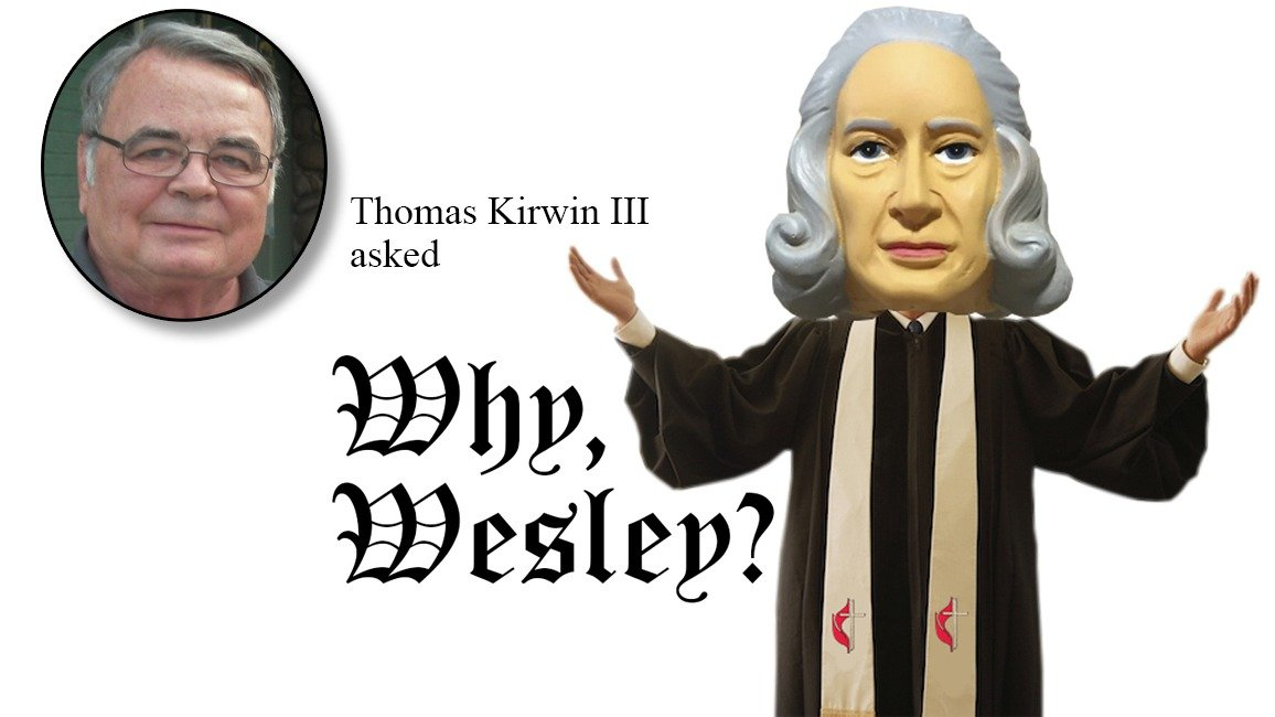Kirwin asks a question